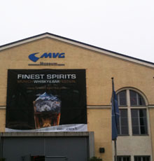 inest spirits whisky messe eingang